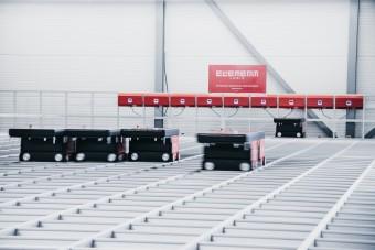 Robots de AutoStore