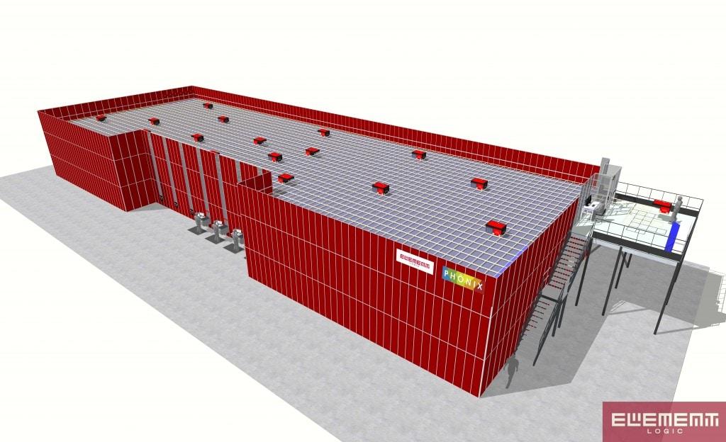Almacén AutoStore de Phönix
