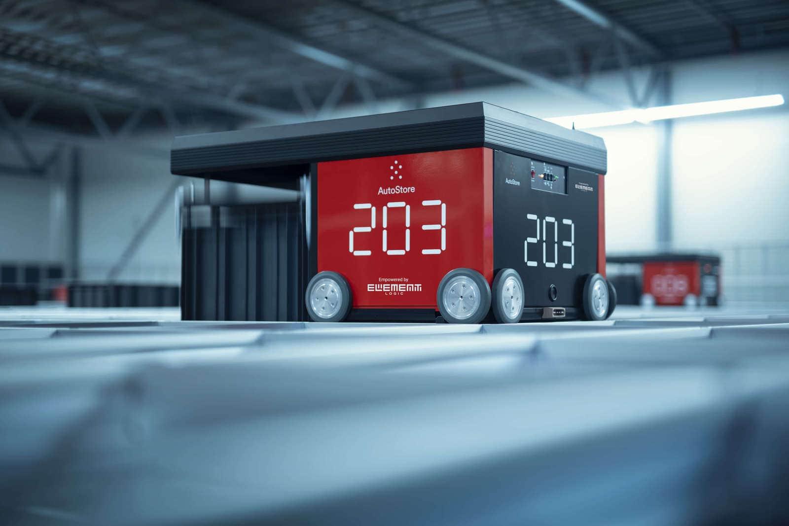 AutoStore robot R5